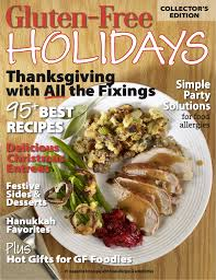 help planning a gluten free thanksgiving celiac and the