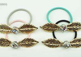 ponytail holder bracelet china elastic gold band wholesale alibaba