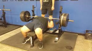 Raw Bench Press Program Raw Bench Press Training Program 242 Raw Dvd Jeremey Hoornstra