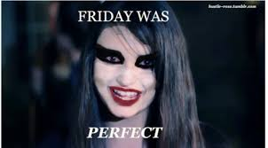 friday rebecca black things rebecca black does on the other days of the week smosh