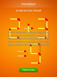 matchsticks free puzzle game answers solutions cheats help