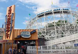 Six Flags New England Park Map Guide To Six Flags New England