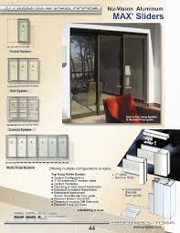 Patio Door Security Gate For Residential Applications Aluminum Sliding Doors Commercial And Residential Applications