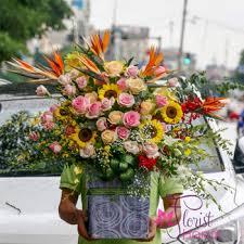 send flowers online flowers to hanoi online
