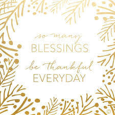 so many blessings be thankful everyday free 5x7 printable by