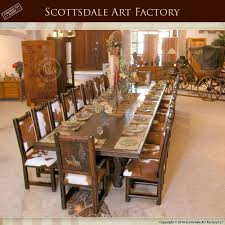Luxury Dining Table And Chairs Dining Table Lodge Style Western Dining Tables Rustic Dining