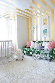 striped walls 20 chic nursery ideas for those who adore striped walls