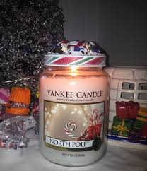 my christmas yankee candle diary north pole christmas eve