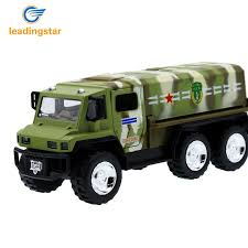 camion porta auto leadingstar 2017 novit罌 1 32 lega camion militare missile veicolo