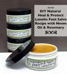 pieds de cuisine r lable rosemary and neem salve recipe with lanolin huile