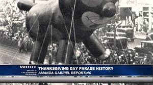 watch the macy thanksgiving day parade online thanksgiving day parade history youtube