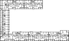 Assisted Living Facility Floor Plans by Uimarannantie Assisted Living Facility Arkkitehtitoimisto H M V Oy