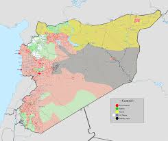 Syria World Map by File Syrian Civil War Png Wikimedia Commons