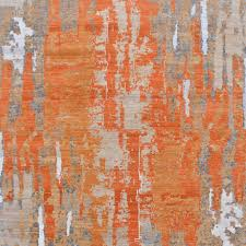 Modern Orange Rugs by Modi Is An Eclectic Range Of Designer Rugs That Is Slightly