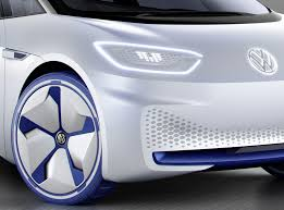 volkswagen electric concept vw electric car concept tesla model s race car national drive