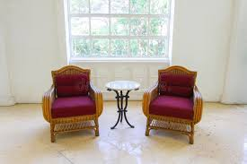 Armchair Sofa Red Classical Style Armchair Sofa Couch In Vintage Room Vintage