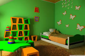 children bedroom green walls hd desktop wallpaper high