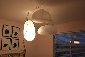 lights that don t need to be plugged in paper lantern love love renovations