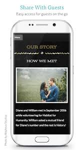 knot wedding website wedding guestbook by the knot 2 9 apk android lifestyle