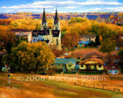 Ohio landscapes images Ohio landscape painting marilyn sholin flickr jpg