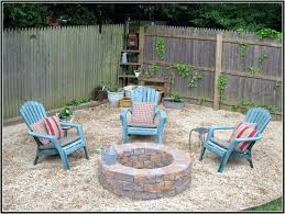 Firepit Seating Pit Seating Area Curved Pit Bench Cushion Medium Image