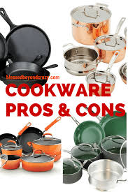 Best Pots And Pans For Glass Cooktop Pros And Cons Of Various Cookware