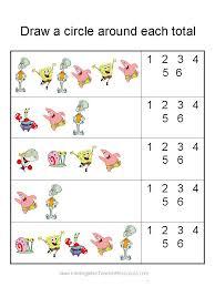 spongebob addition worksheets spongebob maths pinterest