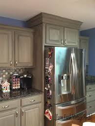 thermofoil kitchen cabinet colors thermofoil cabinets in annie sloan french linen the big reveal