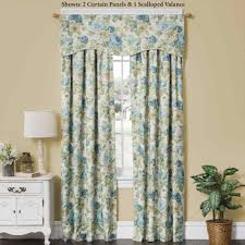 popular curtains best curtains and green floral furniture ideas image of blue
