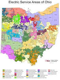 Map Of Dayton Ohio Utilities Overview Stark Development Board