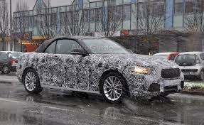 bmw 2 series convertible release date bmw 2 series convertible spied testing autoguide com
