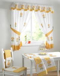 Kitchen Curtain Design 100 Kitchen Door Curtain Ideas Large Window Treatments