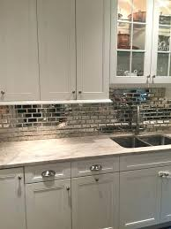 mirror kitchen backsplash mirrored backsplash mirrored mirrored kitchen backsplash pictures