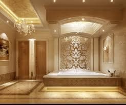 bathroom with luxury interior 3d model cgtrader