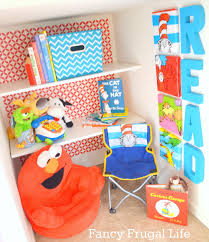 Dr Seuss Bedroom Under The Stairs Closet Turned Kids Book Nook