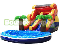 10 ft compact backyard water slide 10 ft commercial grade compact