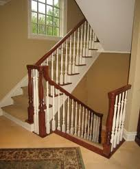 Access Stairs Design Residential Staircase Back Access Stairs Custom Staircase Design