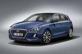hyundai small car the hyundai i30 will expand into a whole range of cars including