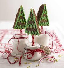 chocolate cake christmas trees recipe edible christmas gifts