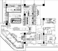 plan layout kitchen design ideas webbkyrkancom restaurant