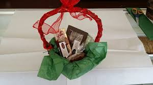 small gift baskets small gift basket garza s goodies chocolates confections