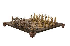 poseidon chess set amazon co uk toys u0026 games