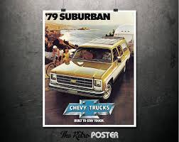 Vintage Ford Truck Gifts - chevrolet suburban chevy trucks 1979 pick up truck truck