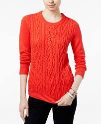 sweaters macys hilfiger cable knit sweater created for macy s
