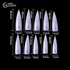 acrylic stiletto nails packs promotion shop for promotional