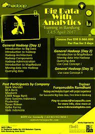 big data class count class in bandung for big data enroll ping to