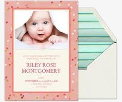 birth announcements free invitations