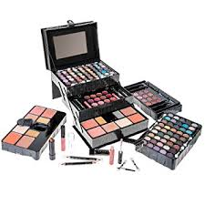 makeup kits for makeup artists shany all in one makeup kit black beauty