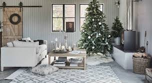 beautiful christmas decorations for the sitting room the english