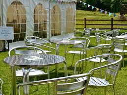 Aluminium Bistro Chairs Aluminium Bistro Chairs And Tables Choice Event Hire